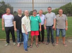 Fußballmannschaft der SGi